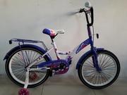 Детский транспорт - велосипед